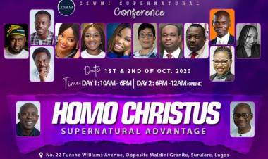 Supernatural Conference Part 1