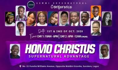 Supernatural Conference 3