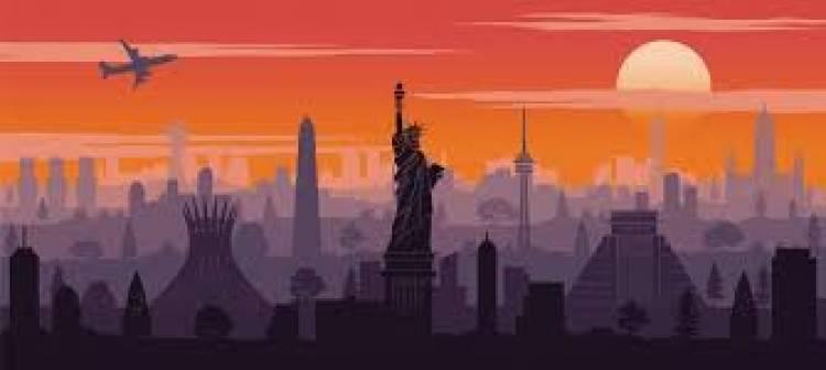 Internship Palava: Landing in America IV