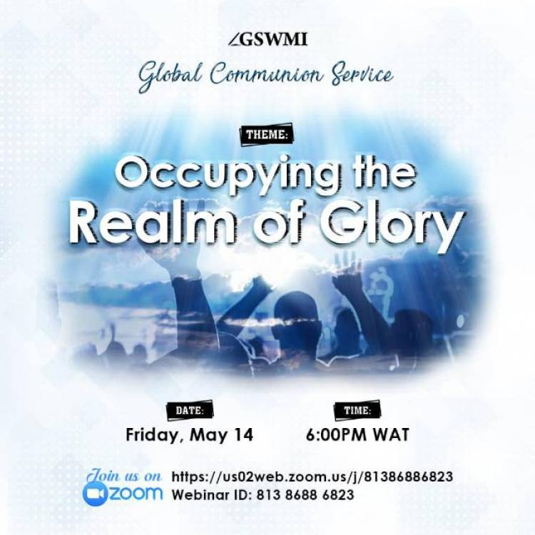 Occupying The Realm of Glory